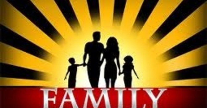 Family, Faith, and the Father (Family SS)
