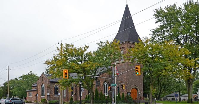 St. John's Church (Sandwich), Windsor