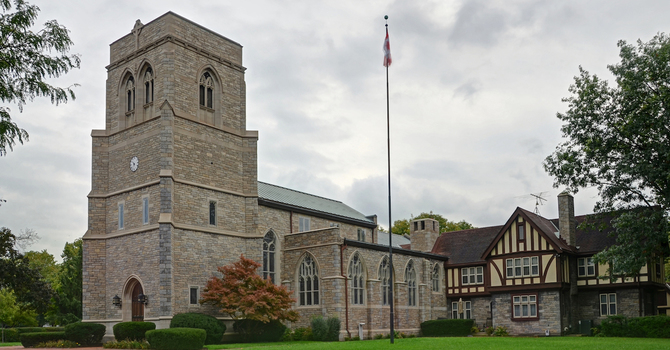 St. Mary's Church (Walkerville), Windsor