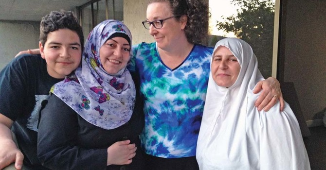 Refugee Response in the Diocese image