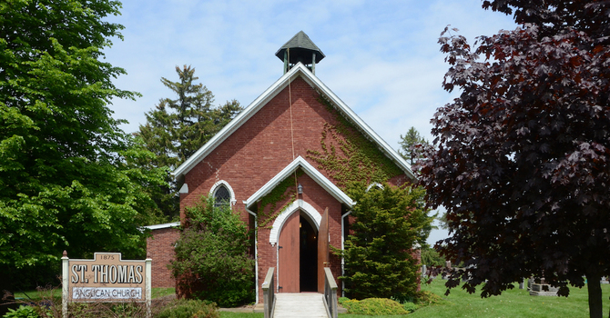 St. Thomas Chapel of Ease, Dover Township
