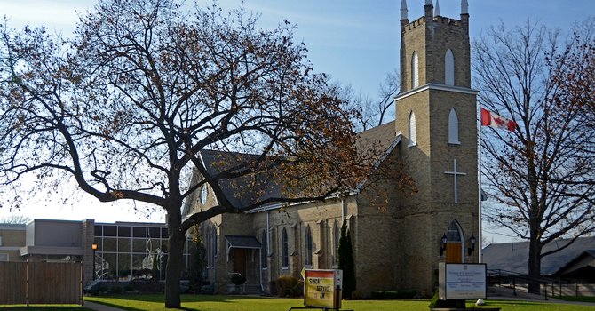 St. John the Evangelist Church, Strathroy