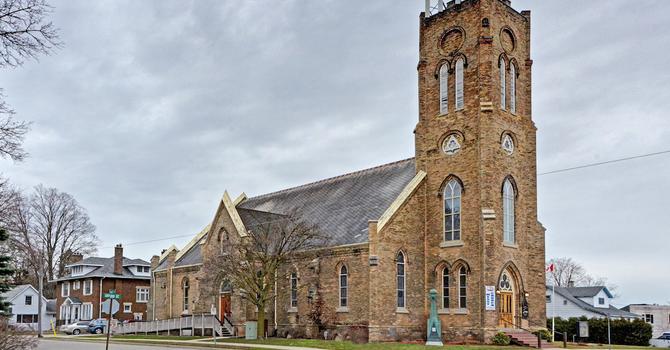 St. James' Church, Ingersoll