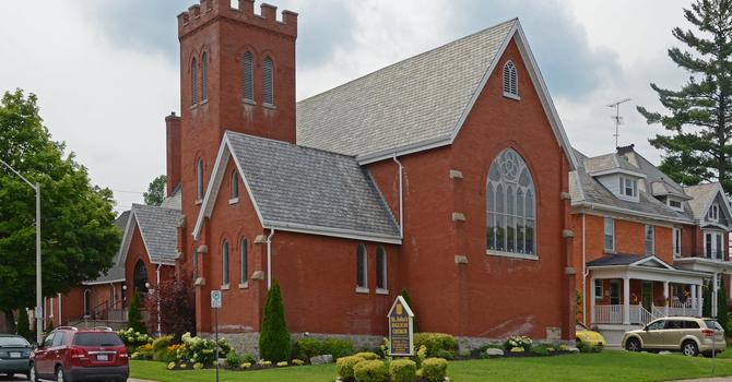St. John's Church, Tillsonburg