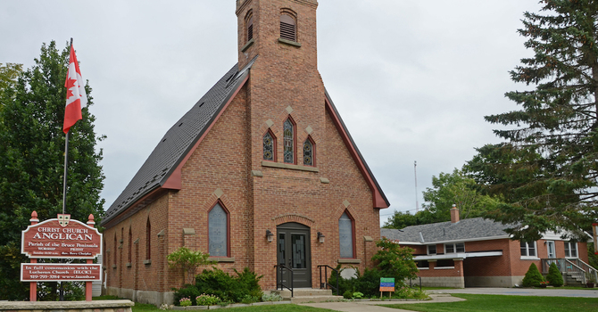 Christ Church, Lion's Head