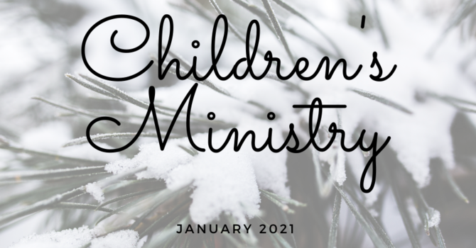 Children's Ministry Update image