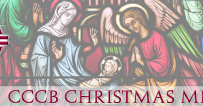 CCCB President's 2020 Christmas Message image