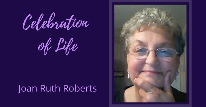 Celebration of Life for Joan Roberts