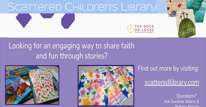 Scattered Children's Library image