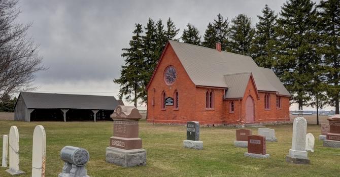 Trinity Chapel of Ease, East Zorra-Tavistock