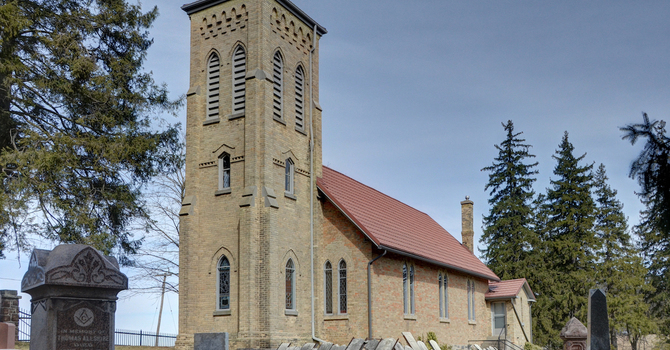 St. James' Chapel of Ease, Wilmot