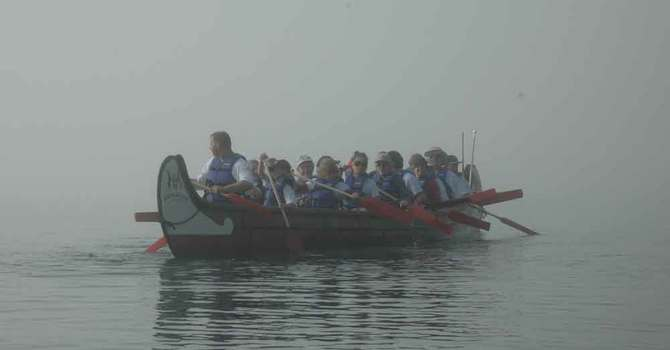 Paddling for All Saints 2011 - The Second Voyageur Adventure image