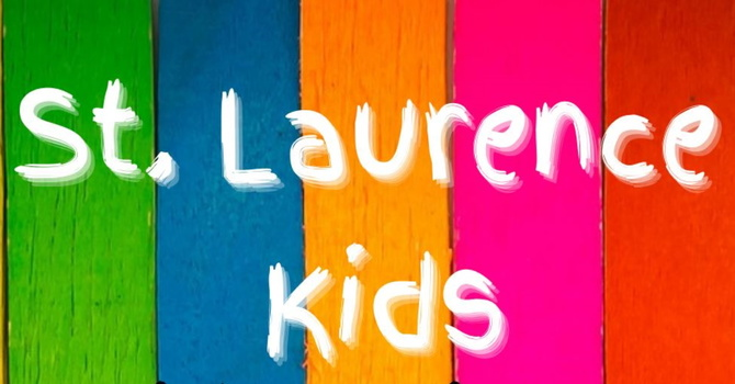 St. Laurence Kids Events
