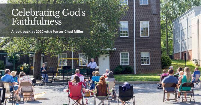 Celebrating God's Faithfulness image