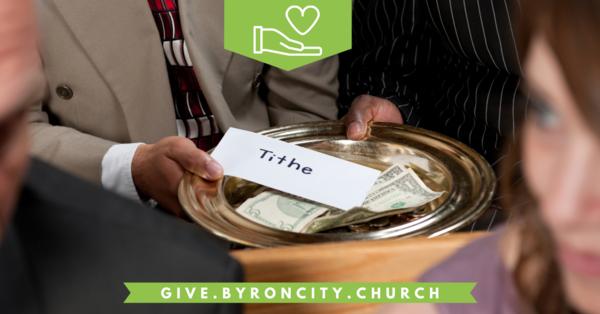 Update on church finances