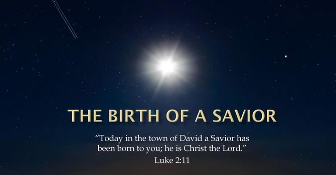The Response of Heaven and Earth to the Birth of the Savior