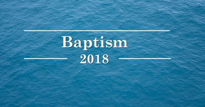 Celebrating Gospel Transformation Through Baptism