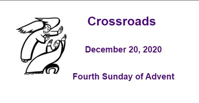 Crossroads December 20, 2020 image