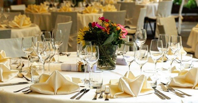 A Fancy-Schmancy Non-Event Gourmet Dinner image