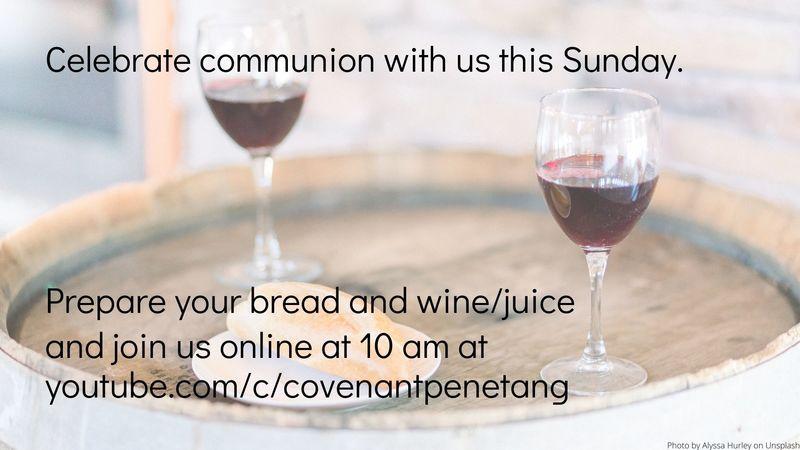 Covenant Sunday Service