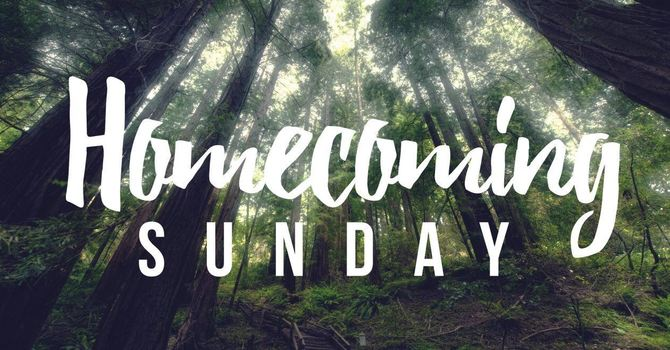 Homecoming Sunday