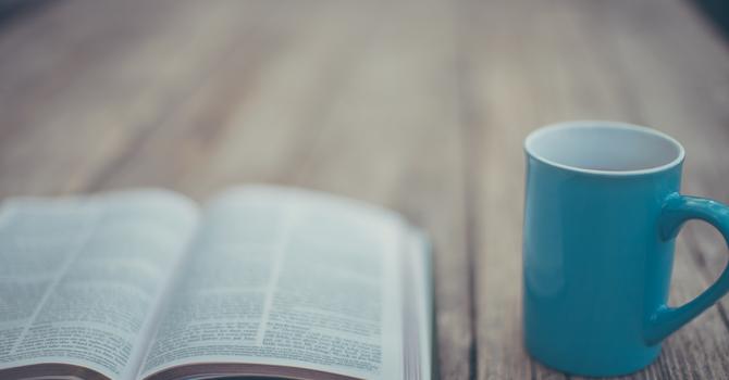 Bible Reading 2021 image