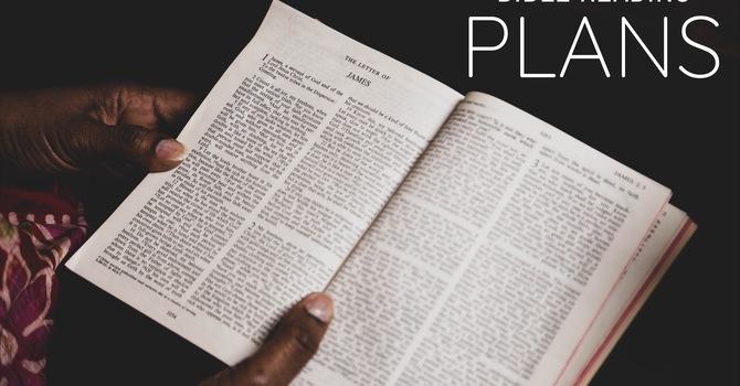 Bible Reading Plans image