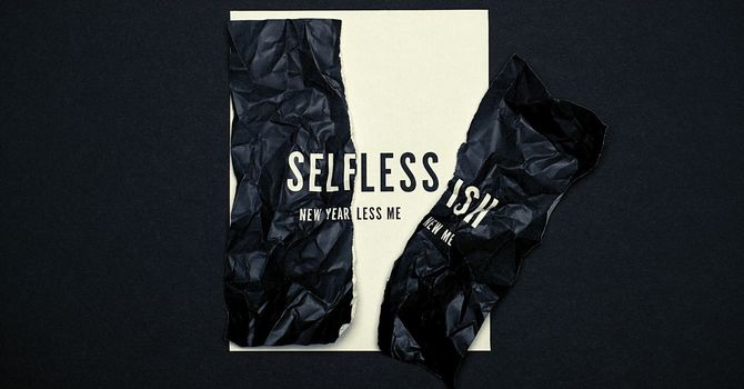 Selfless I Bold In Witness