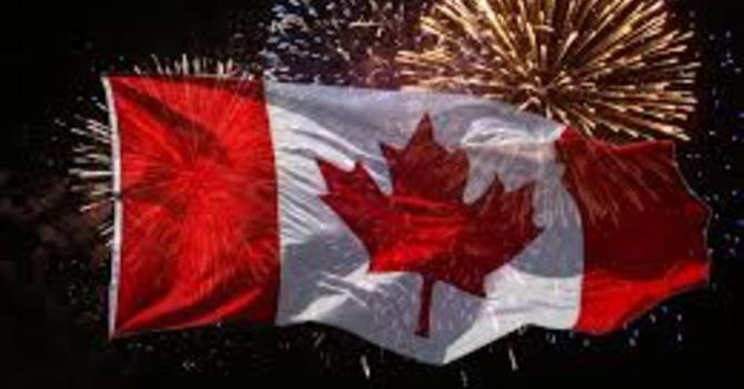 International Sunday and Canada Day image