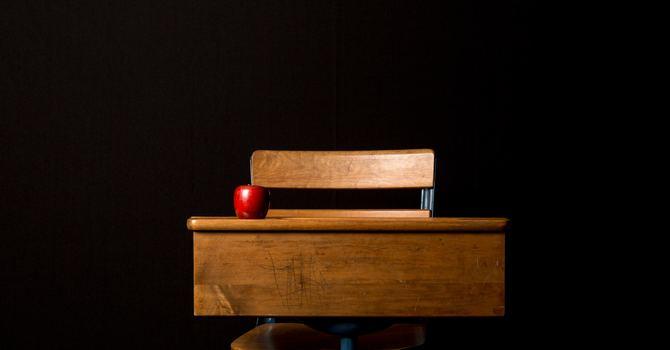 September Start for all Sunday School Classes image