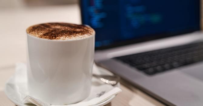 'Zoom' Virtual Coffee Hour