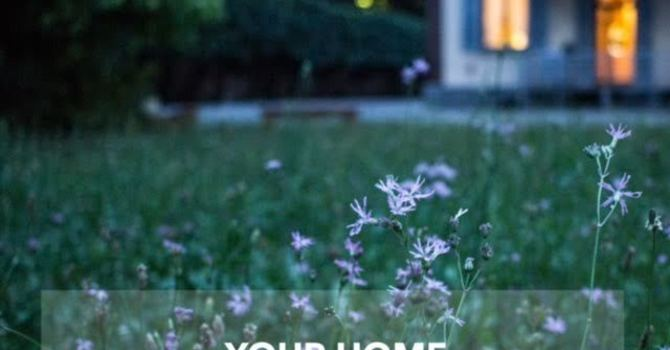 Your Home Is In Him