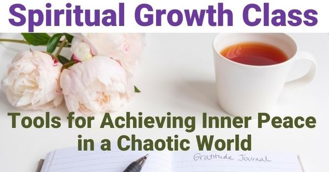 ZOOM: Spiritual Growth Class