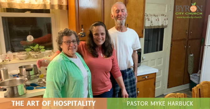 The Art of Biblical Hospitality image