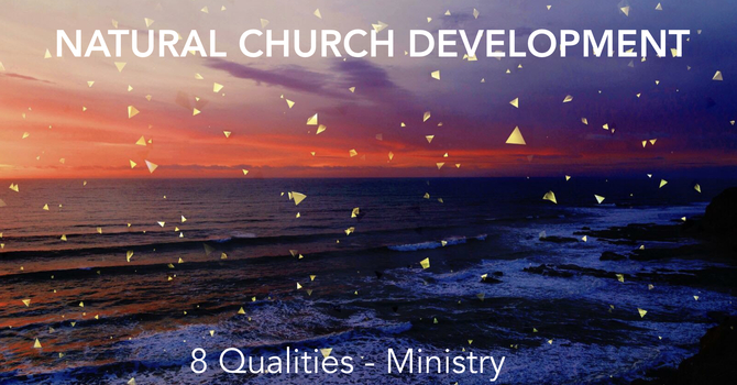 8 Qualities - Ministry