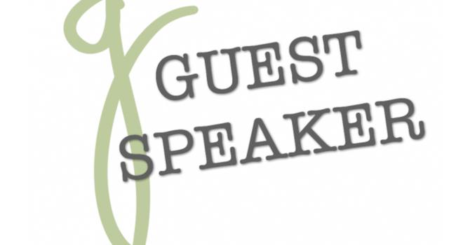 Special Speaker - Gillian Rosenberg