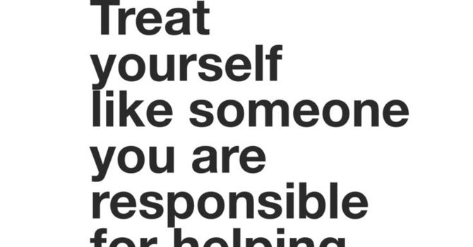 Jordan Peterson, Rule Two: Treat Yourself Like Someone You Are Responsible for Helping.