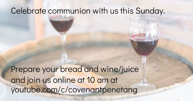 Covenant Sunday Service