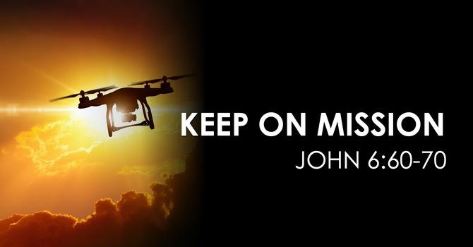 Keep on Mission