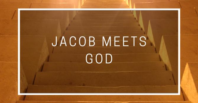 Jacob Meets God