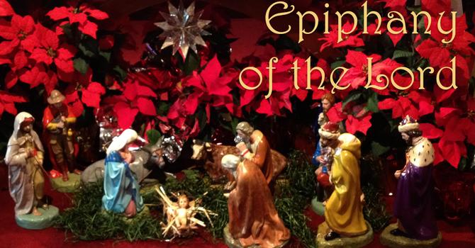 Epiphany Sermon, Jan. 3, 2021