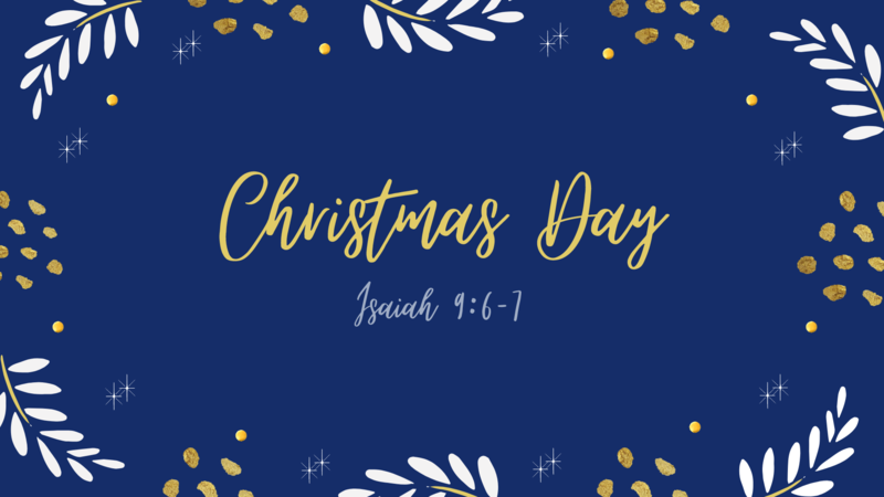 Isaiah 9:6-7 - For To Us The King Is Born