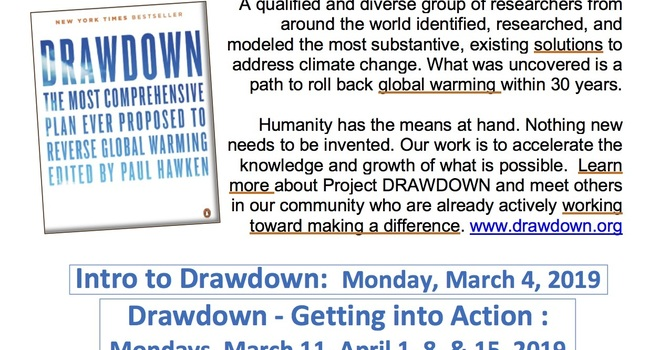 Global Warming Workshop at Highlands United image