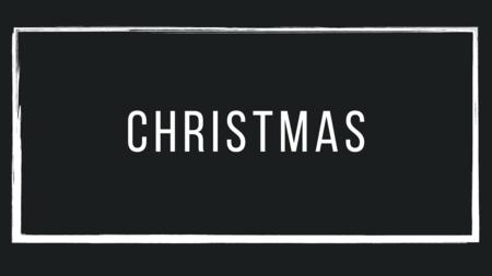Christmas 2020-21
