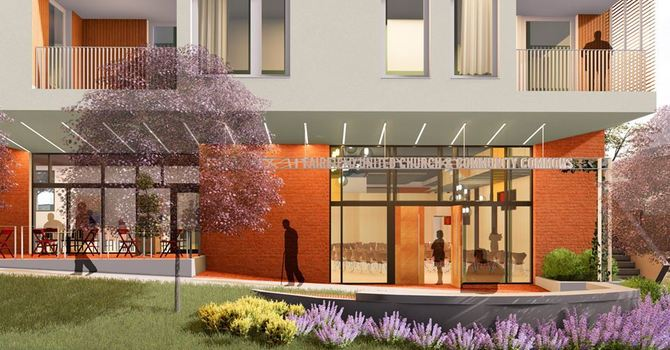 Victoria Council approves Unity Commons at Fairfield United image