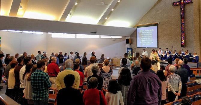 Sunday Worship with Eucharist