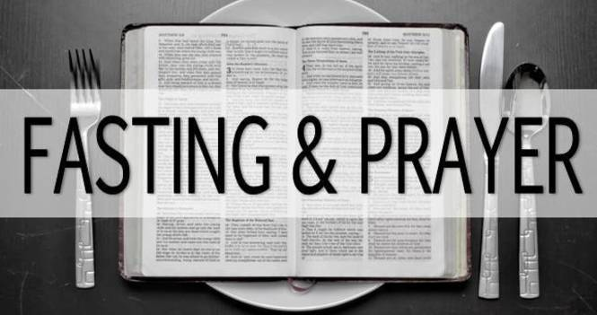 Annual Fasting and Prayer Guidelines