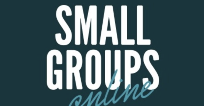 Small Groups Online image