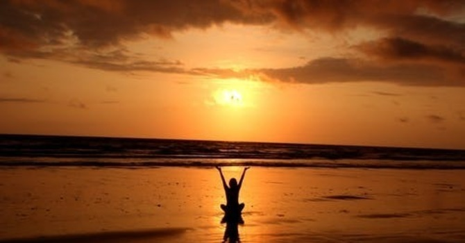 Candlelight Meditation image