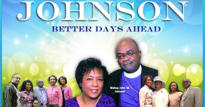 Friends of Bishop Johnson image